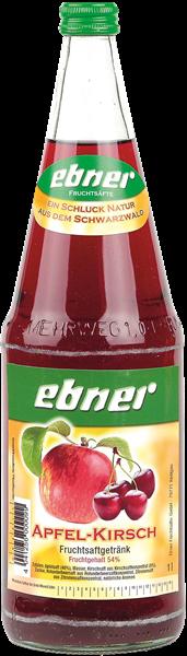 Ebner Apfel-Kirsch Fruchtsaftgetränk