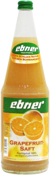 Ebner Grapefruitsaft