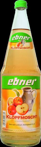 Ebner Klöpfmoscht