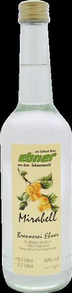 Ebner Mirabellenwasser