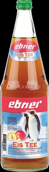 Ebner Eistee Pfirsich