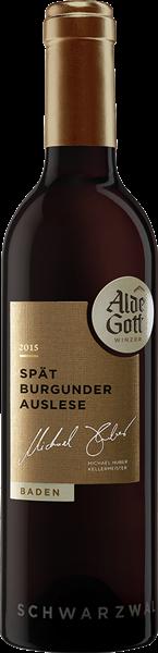 Alde Gott Spätburgunder Rotwein Auslese trocken
