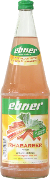 Ebner Rhabarber-Nektar