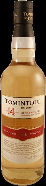 Tomintoul Single Malt Scotch Whisky