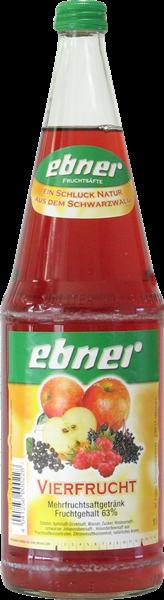 Ebner Vierfrucht-Mehrfruchtsaftgetränk