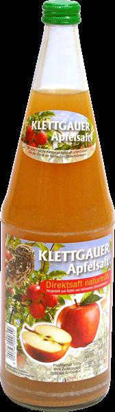 Ebner Klettgauer Apfelsaft Direktsaft naturtrüb