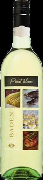 Auggener Genusswein Pinot Blanc Qualitätswein trocken