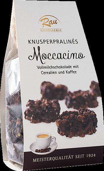 Confiserie Rau Knusperpraliné Moccacino