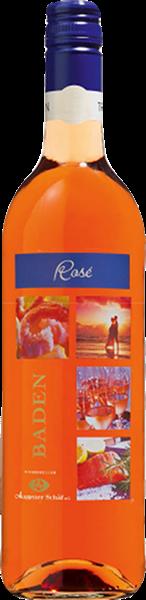 Auggener Genusswein Rosé Qualitätswein trocken