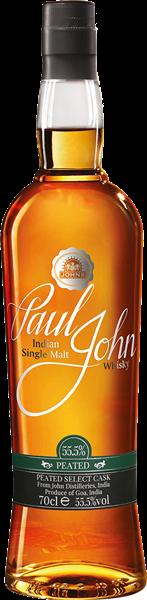 Paul John Peated Select Cask - Indischer Single Malt Whisky