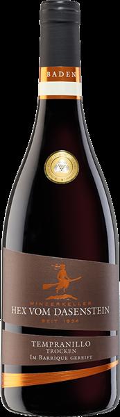 Hex vom Dasenstein Tempranillo Qualitätswein trocken - im Barrique gereift -
