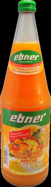 Ebner Multivitamin-Mehrfrucht-Nektar kalorienarm