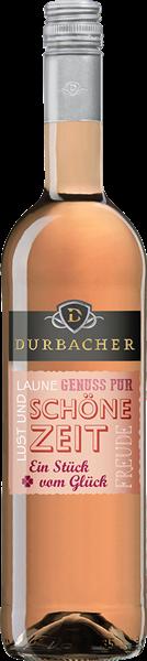 """Durbacher Spätburgunder Weißherbst """"Schöne Zeit"""" Qualitätswein mild"""
