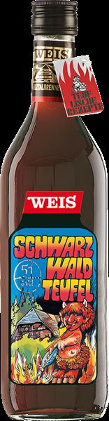 Weis Schwarzwaldteufel