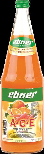 Ebner ACE Orange-Karotte Fruchtsaftgetränk
