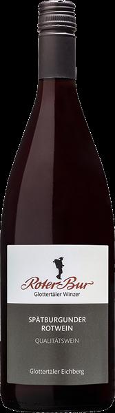 Roter Bur Spätburgunder Rotwein Qualitätswein