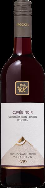 Kiechlinsbergen Rotwein Cuvée Noir Qualitätswein trocken