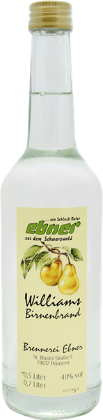 Ebner Williams Birnenbrand