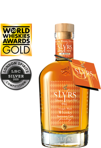 Slyrs Single Malt Whisky Sauternes Cask Finish