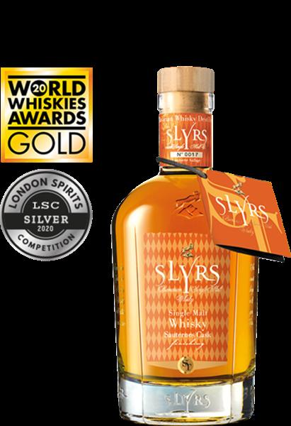 Slyrs Single Malt Whisky Sauternes Cask Finish