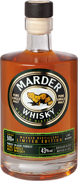 Marder Pure Single Malt Whisky