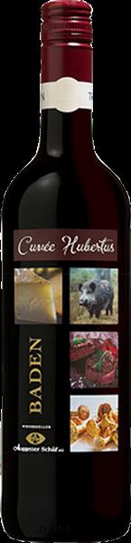 Auggener Genusswein Cuvée Hubertus Qualitätswein trocken