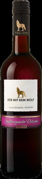 Wolfenweiler Spätburgunder Rotwein Qualitätswein trocken