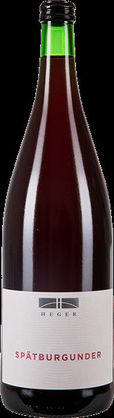 Heger Spätburgunder Rotwein Qualitätswein trocken