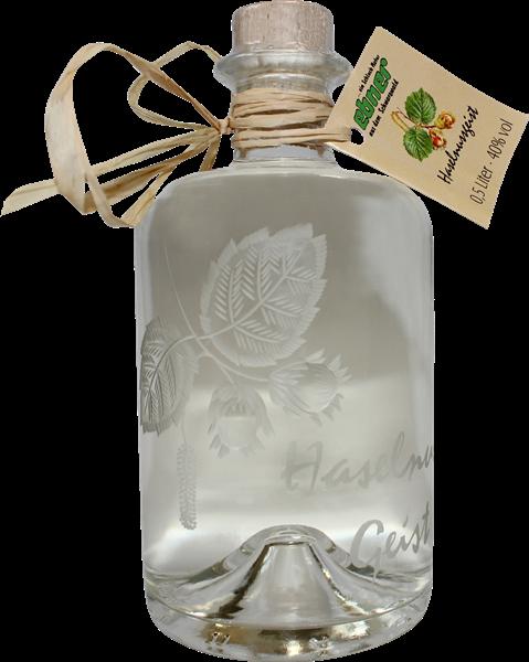 Ebner Haselnuss-Spirituose Schmuckflasche