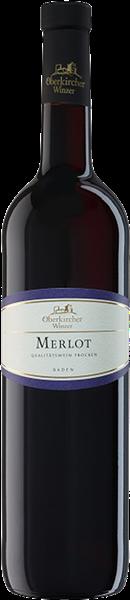 Oberkircher VINUM NOBILE Merlot QbA trocken