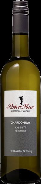 Roter Bur Chardonnay Kabinett feinherb