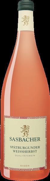Sasbacher Spätburgunder Rosé Qualitätswein trocken