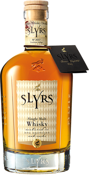 Lantenhammer Slyrs Single Malt Whisky Classic