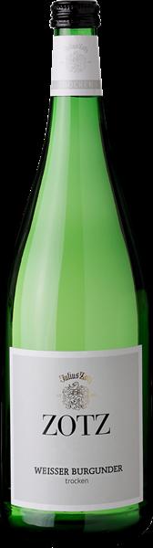 Zotz Weisser Burgunder Qualitätswein trocken
