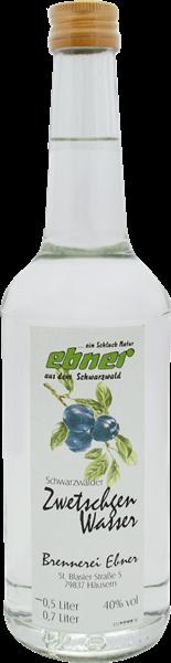 Ebner Schwarzwälder Zwetschgenwasser