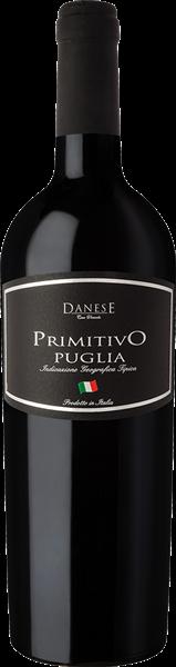 Danese Casa Vinicola Primitivo Puglia Cantina