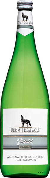Wolfenweiler Gutedel Qualitätswein halbtrocken
