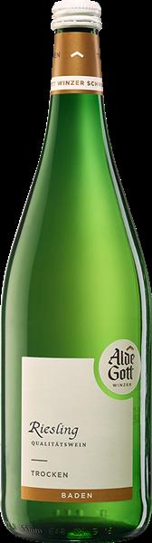 Alde Gott Riesling Qualitätswein trocken