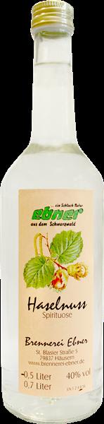 Ebner Haselnuss-Spirituose