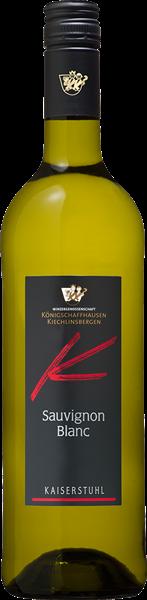 Kiechlinsbergen Sauvignon Blanc Qualitätswein trocken