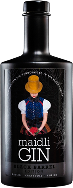 Maidli Gin Black Barrel Edition