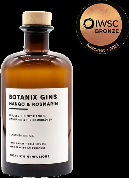 "Botanix Gin Mango & Rosmarin ""Limited Edition"""