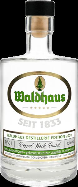 Waldhaus Doppelbock Brand