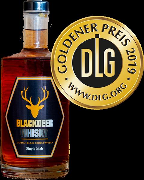 Blackdeer Whisky Single Malt