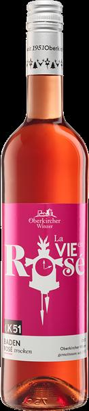 Oberkircher La VIE en Rosé QbA trocken