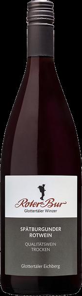 Roter Bur Spätburgunder Rotwein Qualitätswein trocken