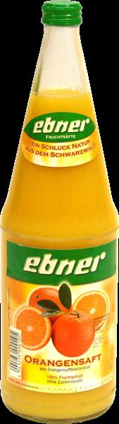 Ebner Orangensaft