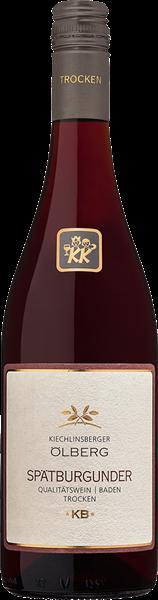 Kiechlinsberger Spätburgunder Rotwein Qualitätswein trocken