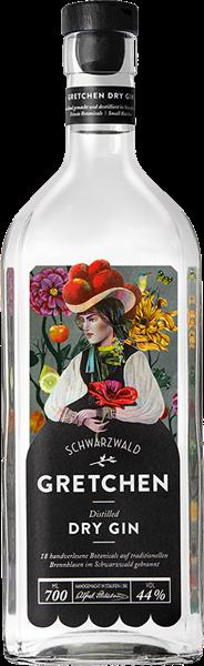 Schwarzwald Gretchen Destilled Dry Gin