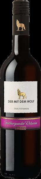 Wolfenweiler Spätburgunder Rotwein Qualitätswein halbtrocken